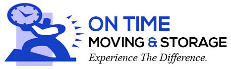 On Time Moving & Storage Logo